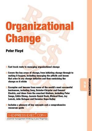 Organizational Change: Organizations 07.06