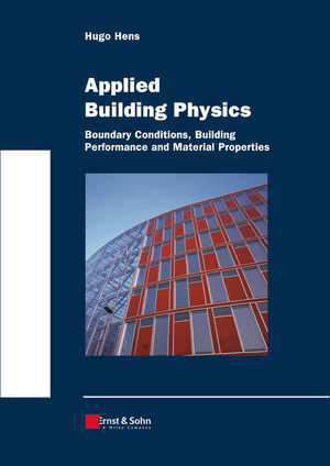 Applied Building Physics: Boundary Conditions, Building Peformance and Material Properties (3433601275) cover image