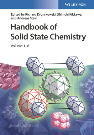 Handbook of Solid State Chemistry, 6 Volume Set