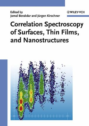 Correlation Spectroscopy of Surfaces, Thin Films, and Nanostructures (3527404775) cover image