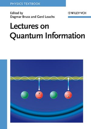 Lectures on Quantum Information (3527405275) cover image