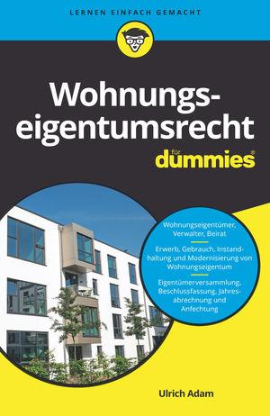 Mein WEG-Recht für Dummies