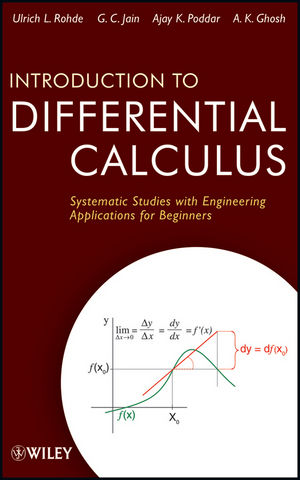 Introduction to Differential Calculus: Systematic Studies with Engineering Applications for Beginners (EHEP002375) cover image