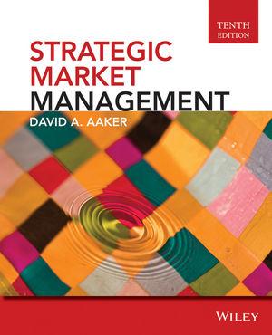 Strategic Market Management, 10th edition (EHEP002875) cover image