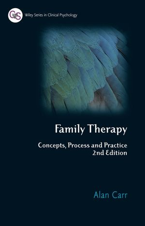 Family Therapy: Concepts, Process and Practice, 2nd Edition (0470033576) cover image