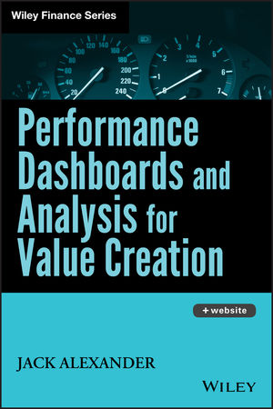 Performance Dashboards and Analysis for Value Creation (0470047976) cover image