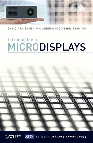 Introduction to Microdisplays (0470057076) cover image