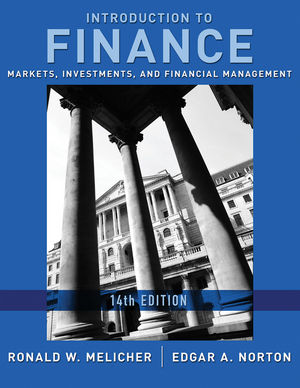 Introduction to Finance: Markets, Investments, and Financial Management, 14th Edition