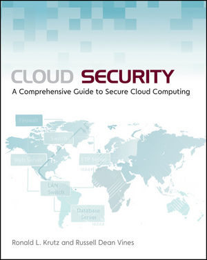 Cloud Security: A Comprehensive Guide to Secure Cloud Computing (0470589876) cover image