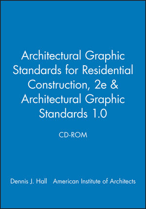 wiley: architectural graphic standards for residential