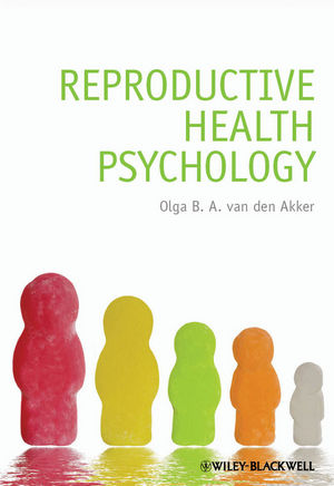 Reproductive Health Psychology (0470683376) cover image