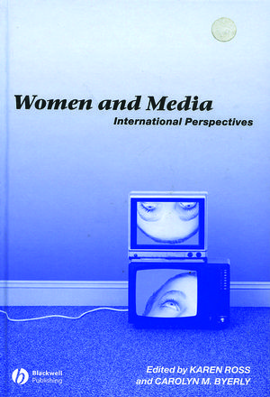 Women and Media: International Perspectives (0470777176) cover image