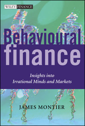 Behavioural Finance: Insights into Irrational Minds and Markets (0470844876) cover image