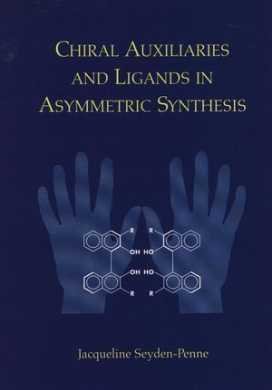 Chiral Auxiliaries and Ligands in Asymmetric Synthesis