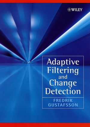 Adaptive Filtering and Change Detection (0471492876) cover image