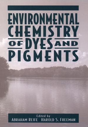 Environmental Chemistry of Dyes and Pigments