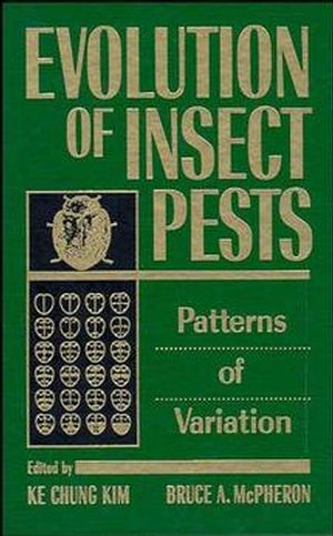 Evolution of Insect Pests: Patterns of Variation (0471600776) cover image