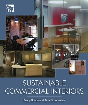 Sustainable Commercial Interiors (0471749176) cover image