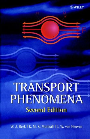 Transport Phenomena, 2nd Edition (0471999776) cover image