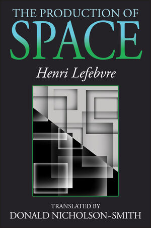 The Production of Space (0631181776) cover image