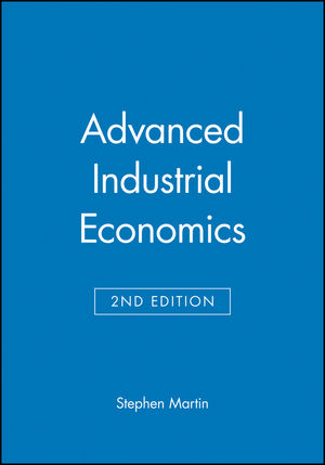 Advanced Industrial Economics, 2nd Edition