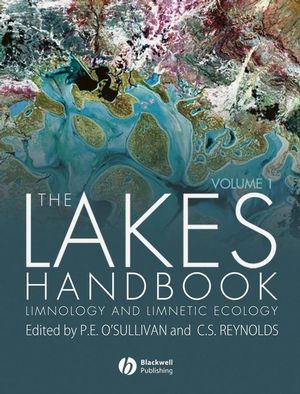 The Lakes Handbook: Limnology and Limnetic Ecology, Volume 1 (0632047976) cover image