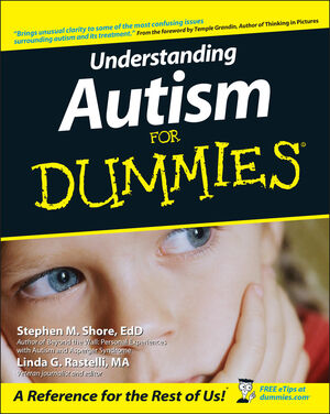 Understanding Autism For Dummies (0764525476) cover image