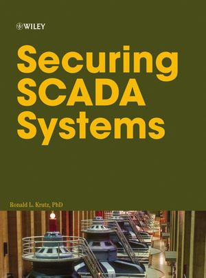 Securing SCADA Systems (0764597876) cover image