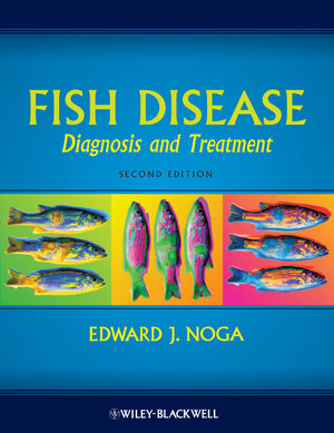 Fish Disease: Diagnosis and Treatment, 2nd Edition (0813806976) cover image