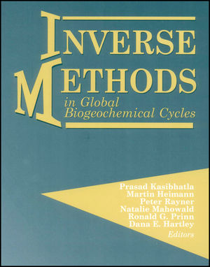 Inverse Methods in Global Biogeochemical Cycles