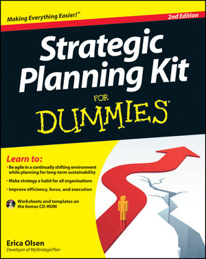 Strategic Planning Kit For Dummies, 2nd Edition