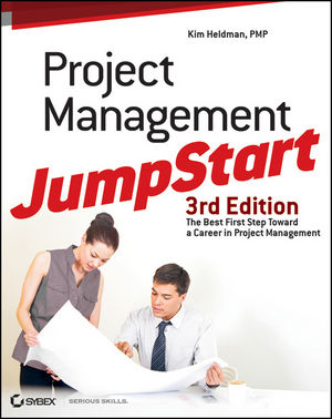Project Management JumpStart, 3rd Edition (1118094476) cover image
