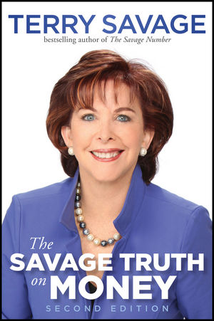 The Savage Truth on Money, 2nd Edition (1118100476) cover image