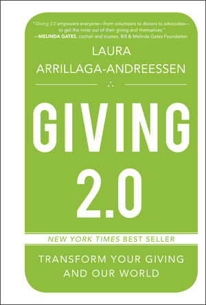 Giving 2.0: Transform Your Giving and Our World (1118148576) cover image