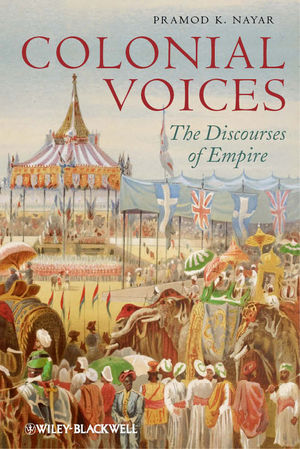 Colonial Voices: The Discourses of Empire (1118278976) cover image