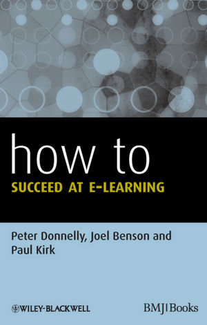 How to Succeed at E-learning (1118308476) cover image