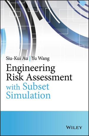 Engineering Risk Assessment with Subset Simulation (1118398076) cover image