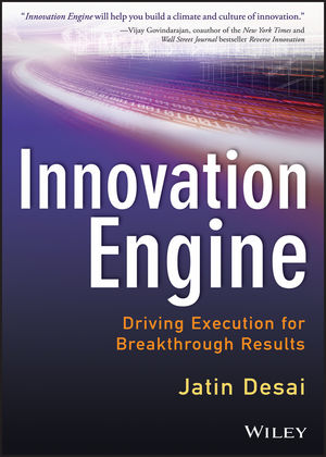 Innovation Engine: Driving Execution for Breakthrough Results (1118420276) cover image