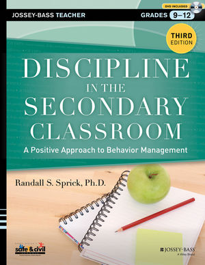 Discipline in the Secondary Classroom: A Positive Approach to Behavior Management, with DVD, 3rd Edition