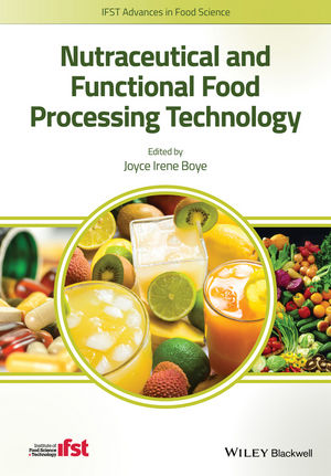 Nutraceutical and Functional Food Processing Technology (1118504976) cover image