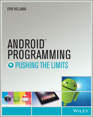 Android Programming: Pushing the Limits (1118717376) cover image
