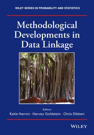 Methodological Developments in Data Linkage (1118745876) cover image