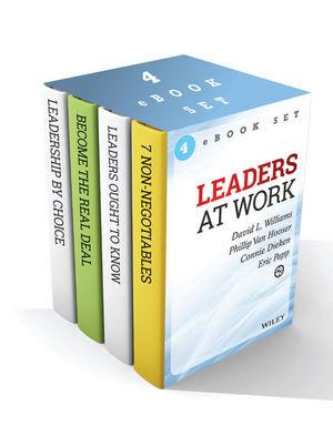 Leaders At Work Digital Book Set