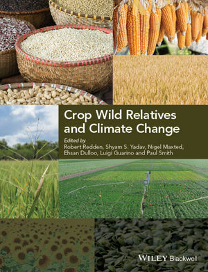 Crop Wild Relatives and Climate Change (1118854276) cover image