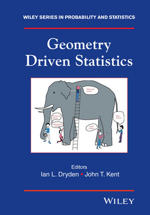 Geometry Driven Statistics (1118866576) cover image