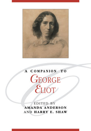 A Companion to George Eliot (1119072476) cover image