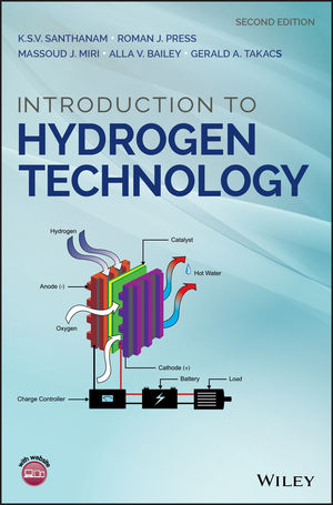 Introduction to Hydrogen Technology, 2nd Edition (1119265576) cover image