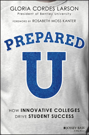 PreparedU: How Innovative Colleges Drive Student Success (1119402476) cover image