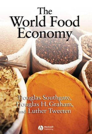 The World Food Economy (1405105976) cover image