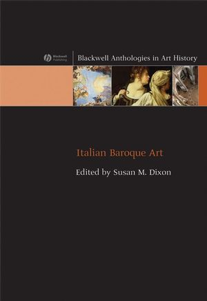 Italian Baroque Art (1405139676) cover image